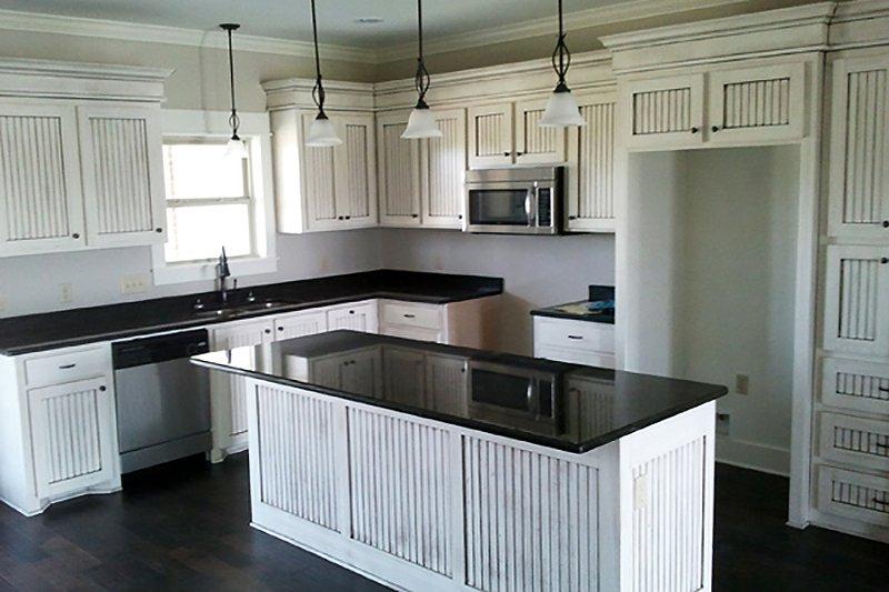 Country Interior - Kitchen Plan #21-393 - Houseplans.com