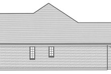 Home Plan - European Exterior - Other Elevation Plan #46-851