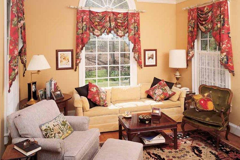 Country Interior - Entry Plan #929-153 - Houseplans.com