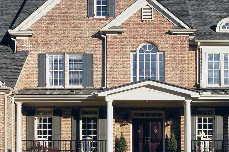 Colonial Exterior - Front Elevation Plan #927-174 - Houseplans.com