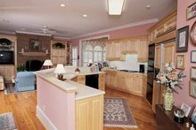 Architectural House Design - Classical Interior - Kitchen Plan #54-189