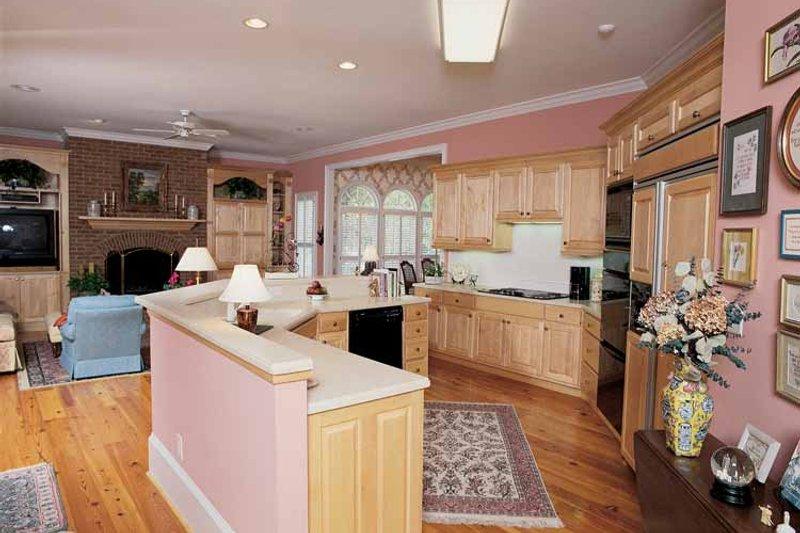 Classical Interior - Kitchen Plan #54-189 - Houseplans.com