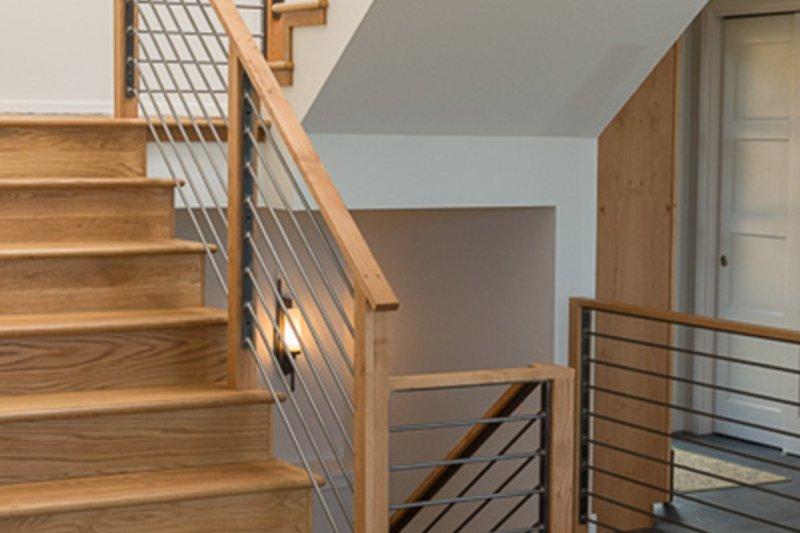 Prairie Interior - Entry Plan #1042-17 - Houseplans.com