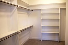 Home Plan - Walk-In Closet