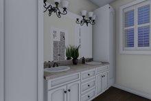 Architectural House Design - Ranch Interior - Master Bathroom Plan #1060-11