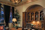 Mediterranean Style House Plan - 4 Beds 4.5 Baths 4398 Sq/Ft Plan #930-107 Interior - Other
