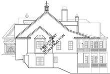 Dream House Plan - European Exterior - Other Elevation Plan #927-966