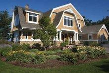 House Plan Design - Craftsman Exterior - Front Elevation Plan #928-232