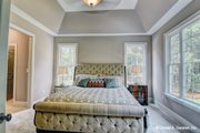 Ranch Style House Plan - 3 Beds 2 Baths 1908 Sq/Ft Plan #929-1013 Interior - Master Bedroom