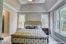 Home Plan - Ranch Interior - Master Bedroom Plan #929-1013