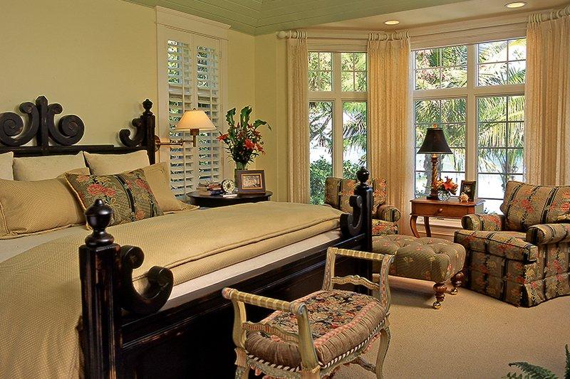 Country Interior - Master Bedroom Plan #930-472 - Houseplans.com