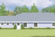 Ranch Floor Plan - Other Floor Plan Plan #72-1080