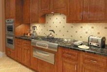 Mediterranean Interior - Kitchen Plan #930-175