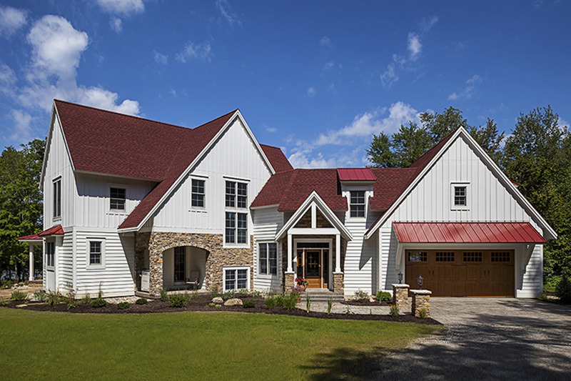 Country Exterior - Front Elevation Plan #928-290 - Houseplans.com
