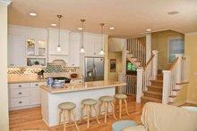 Bungalow Interior - Kitchen Plan #928-191