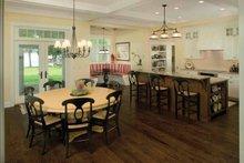 Craftsman Interior - Dining Room Plan #928-188