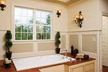 Traditional Interior - Master Bathroom Plan #929-778