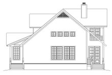 Country Exterior - Other Elevation Plan #932-262