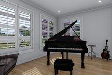 Craftsman Interior - Other Plan #1060-53