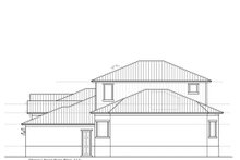 Dream House Plan - Ranch Exterior - Other Elevation Plan #938-112