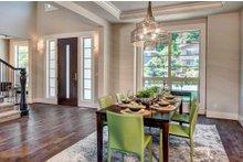 Dream House Plan - Prairie Interior - Dining Room Plan #1066-72