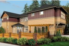 Cottage Exterior - Other Elevation Plan #48-265