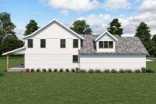 House Design - Farmhouse Exterior - Other Elevation Plan #1070-119