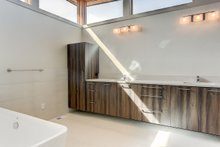 Dream House Plan - Contemporary Interior - Master Bathroom Plan #892-24