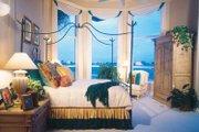 Mediterranean Style House Plan - 4 Beds 3.5 Baths 3792 Sq/Ft Plan #930-50 Interior - Bedroom