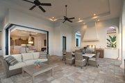 Mediterranean Style House Plan - 3 Beds 3.5 Baths 3877 Sq/Ft Plan #930-447 Interior - Other