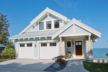 Home Plan - Craftsman Exterior - Front Elevation Plan #928-268