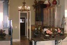 House Design - Country Interior - Kitchen Plan #63-267