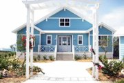 Country Style House Plan - 5 Beds 4 Baths 2757 Sq/Ft Plan #928-177 Exterior - Front Elevation