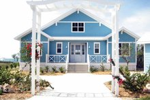 Country Exterior - Front Elevation Plan #928-177
