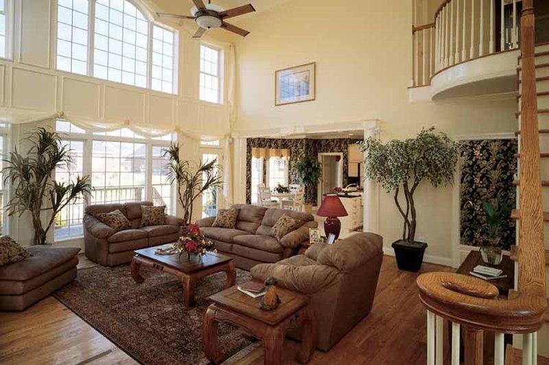 Traditional Interior - Family Room Plan #929-329 - Houseplans.com