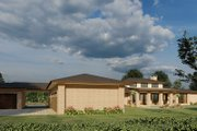 Contemporary Style House Plan - 3 Beds 2.5 Baths 3601 Sq/Ft Plan #923-188