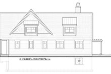 Architectural House Design - Craftsman Exterior - Other Elevation Plan #928-228