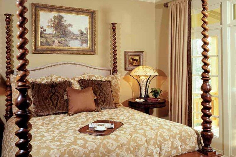 Craftsman Interior - Bedroom Plan #429-272 - Houseplans.com