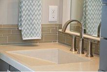Country Interior - Master Bathroom Plan #928-250