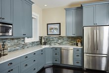 Home Plan - Lower Level Kitchenette