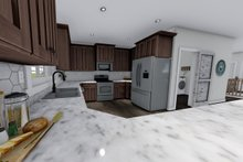 Home Plan - Ranch Interior - Kitchen Plan #1060-41