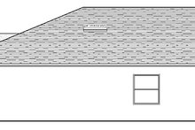 Architectural House Design - Traditional Exterior - Other Elevation Plan #1058-117