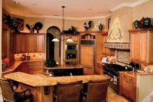 Dream House Plan - Mediterranean Interior - Kitchen Plan #1017-2