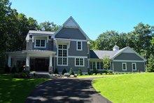 Home Plan - Craftsman Exterior - Front Elevation Plan #928-277