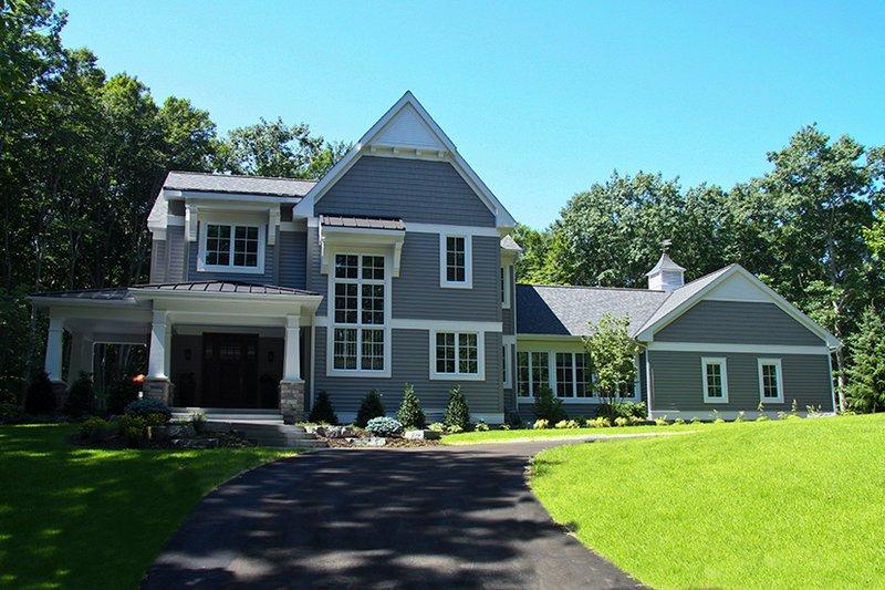 Craftsman Exterior - Front Elevation Plan #928-277