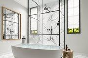 Farmhouse Style House Plan - 4 Beds 3.5 Baths 3164 Sq/Ft Plan #23-2691 Interior - Master Bathroom
