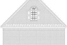 Traditional Exterior - Rear Elevation Plan #21-170