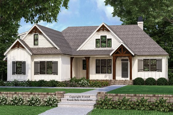 One Story Homes New House Plan Designs With Open Floor Plans Blog