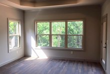Architectural House Design - Craftsman Interior - Master Bedroom Plan #437-75