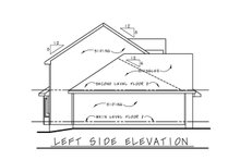 House Plan Design - Craftsman Exterior - Other Elevation Plan #20-2416